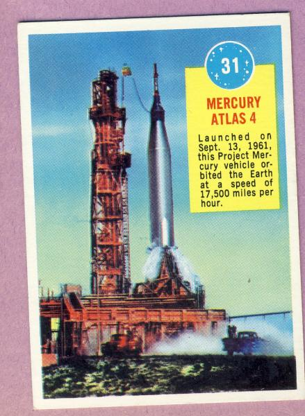 Mercury Atlas 4